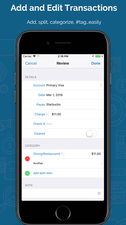 Banktivity: Personal Finance screenshot-4