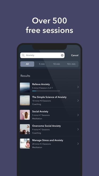 Simple Habit Sleep, Meditation screenshot-6