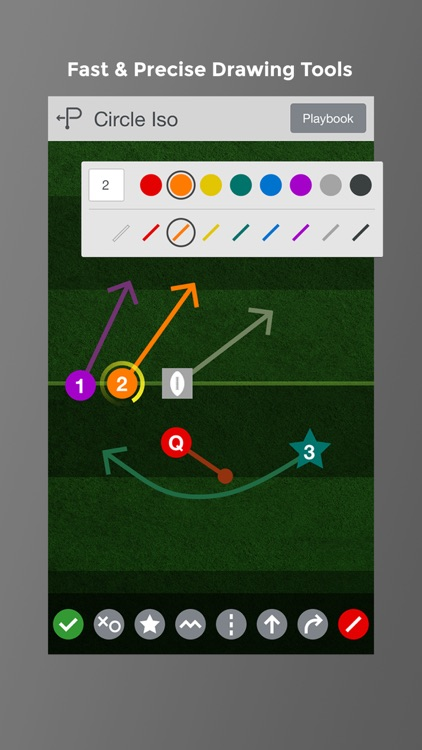 Flag Football Playmaker HD