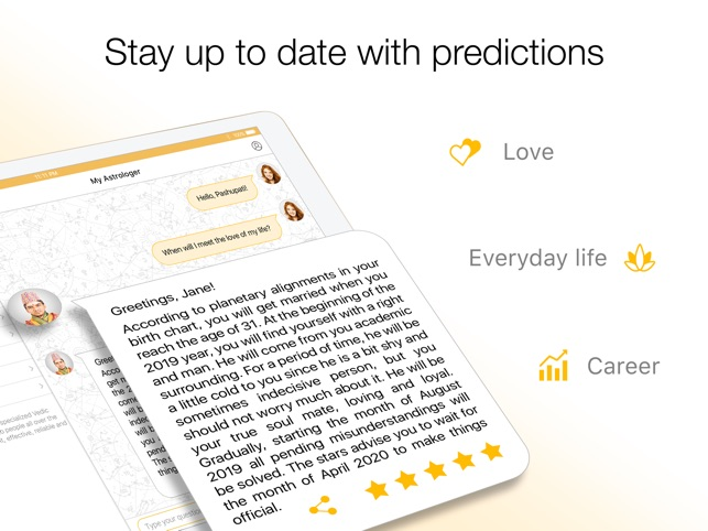 Horoscope + Astrology by Yodha on the App Store