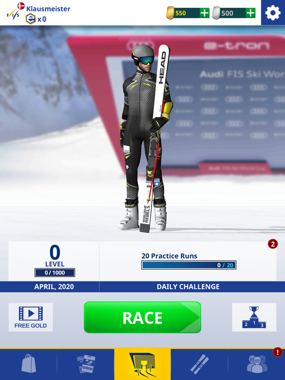 World Cup Ski Racing screenshot 4