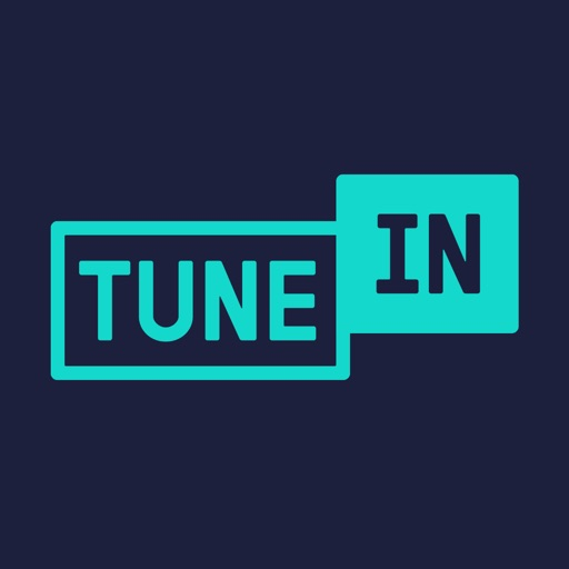 TuneIn - NFL Radio & Podcasts app logo