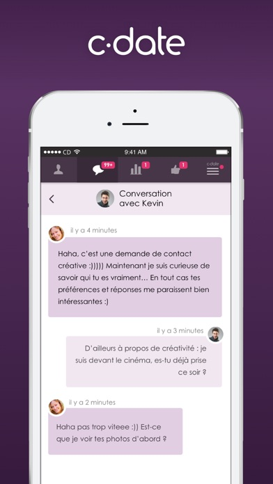 download C-date – Dating with live chat apps 0