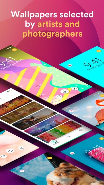 ALIVE: Live Wallpaper 4K Maker screenshot-4