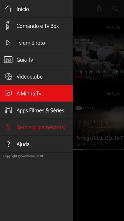 Tv Vodafone screenshot-3