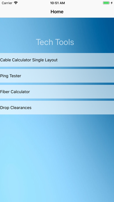 Cable Math