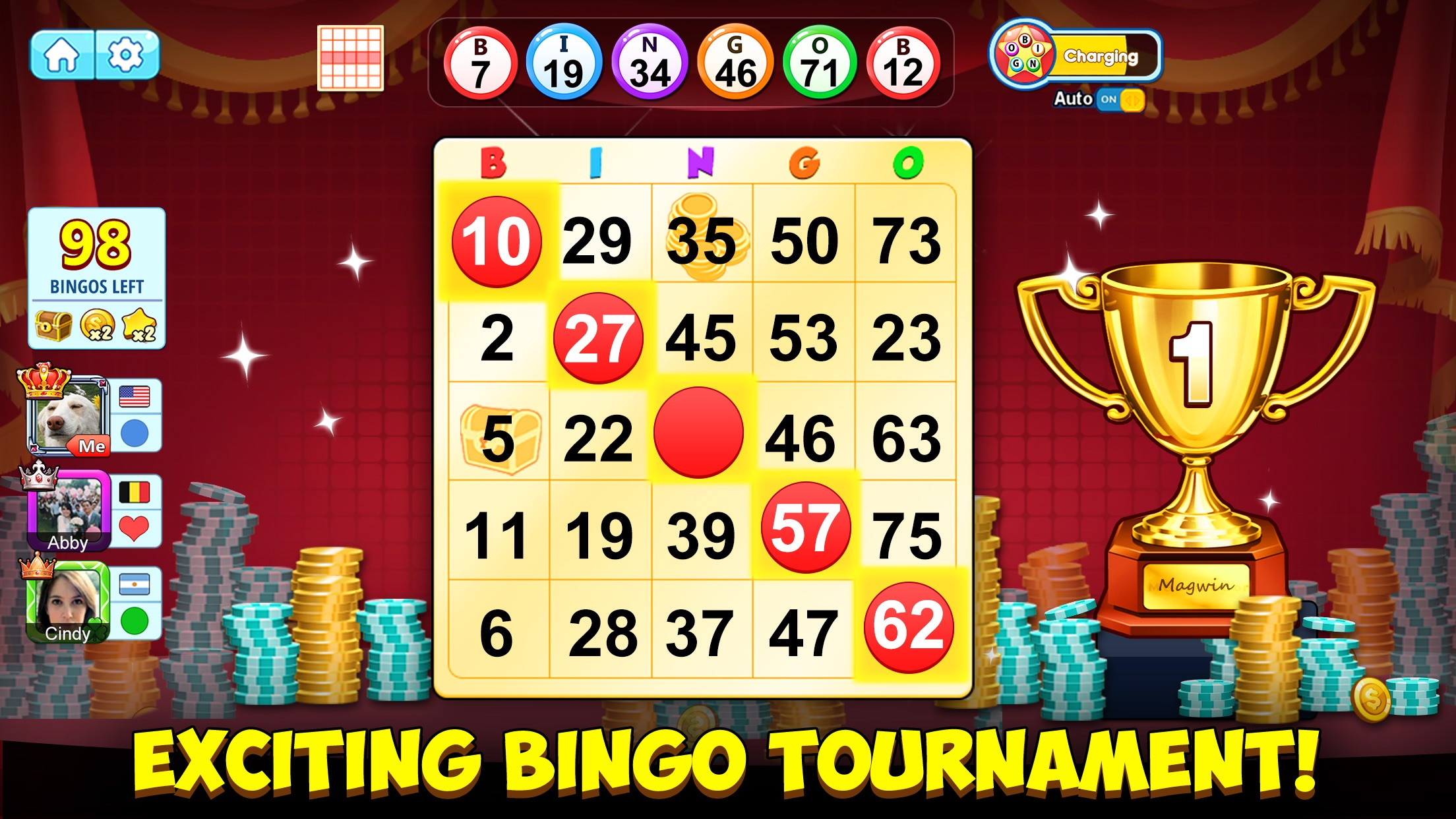 Bingo Holiday - BINGO Games Screenshot