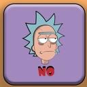New Dr Ricky Funny Sticker