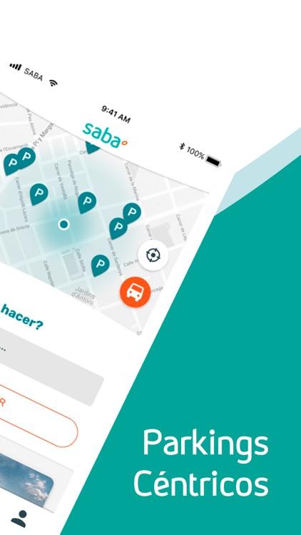 Saba - App de estacionamiento