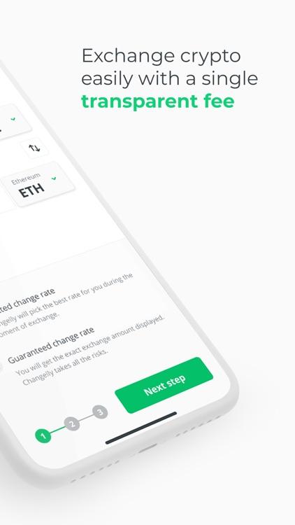 Changelly: Crypto Exchange