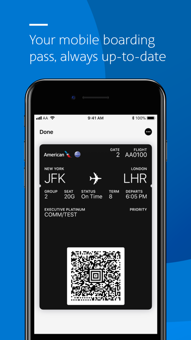 American Airlines by American Airlines (iOS, United States