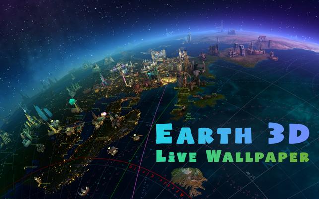 earth 3d mac app store