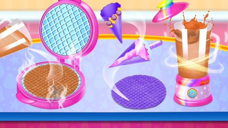 Ice Cream Cone Cupcake Maker screenshot-4