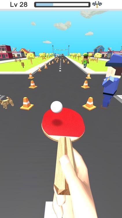 Ping Pong Run screenshot-0