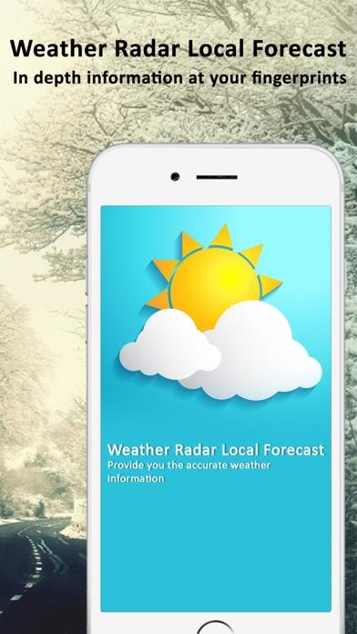着メロと気象レーダーのおすすめ画像1