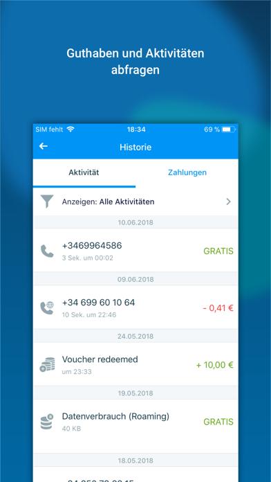 MyLebara AppScreenshot von 3