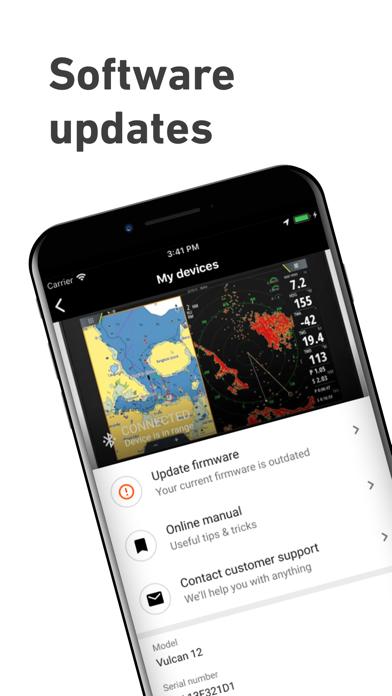 B&G: Sailing & Navigation Screenshot