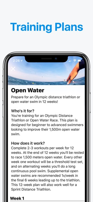 MySwimPro: Swim Workouts on the App Store