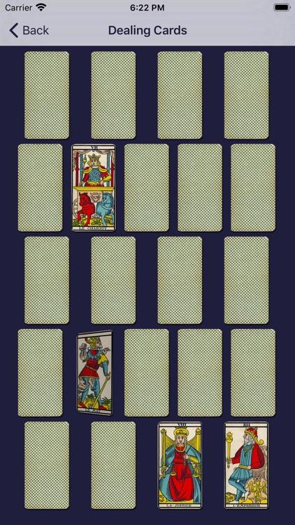 Divinatory Tarot Reader