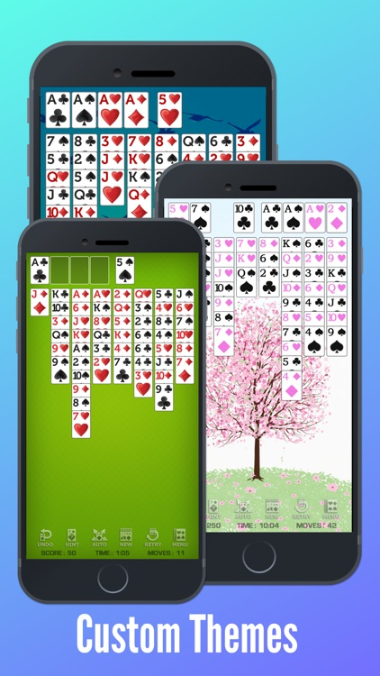 FreeCell Solitaire Classic ◆ screenshot-2