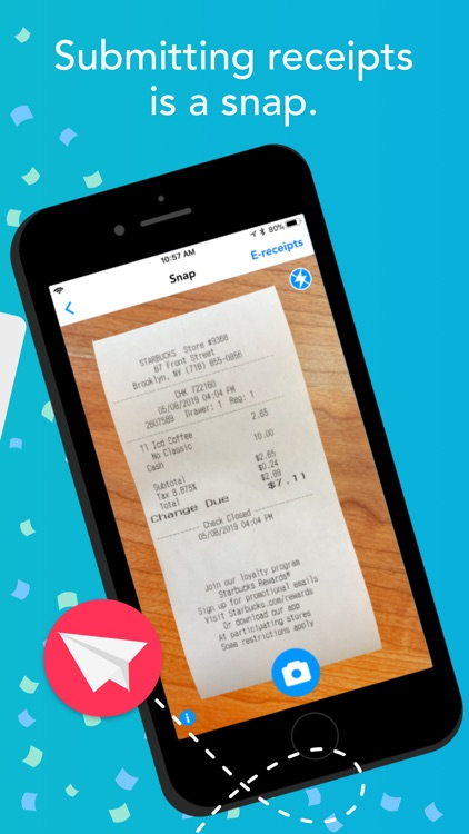 Receipt Pal: Shop,Earn,Rewards screenshot-3