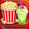 映画ナイトパーティー!食品ゲーム - iPhoneアプリ
