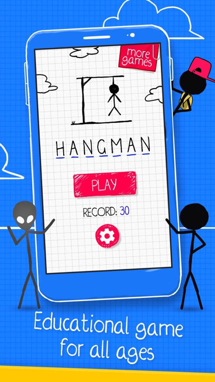 Hangman - Guess Words screenshot-3