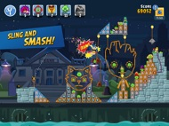 Angry Birds Friends ipad images