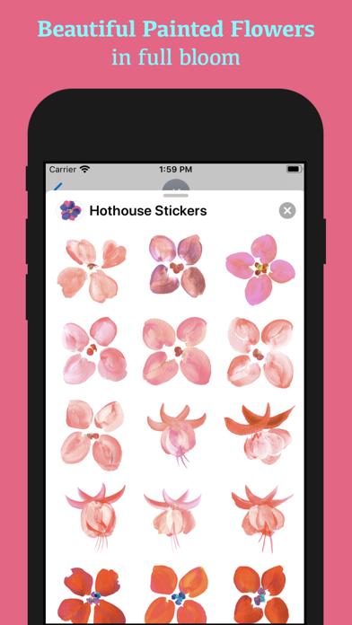 Hothouse Stickers screenshot 4