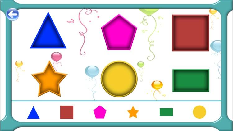 Learning kids games - Toddler screenshot-3