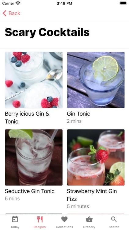 Drink App - Cocktail Recipes!