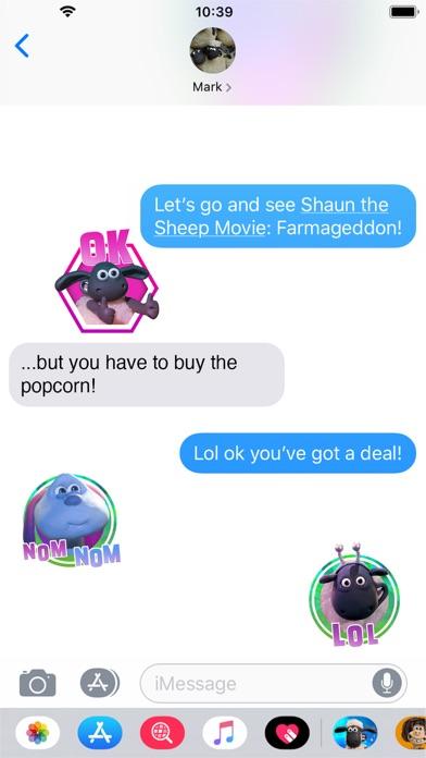 Farmageddon Stickers screenshot 3