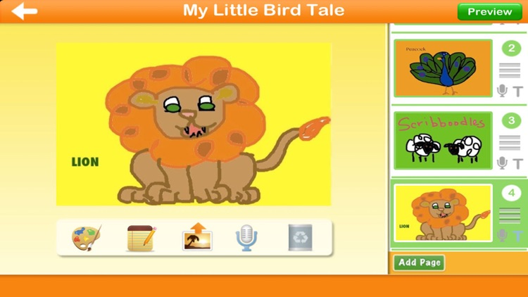 Little Bird Tales StoryTelling screenshot-4