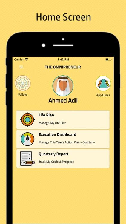 The Omnipreneur screenshot-3