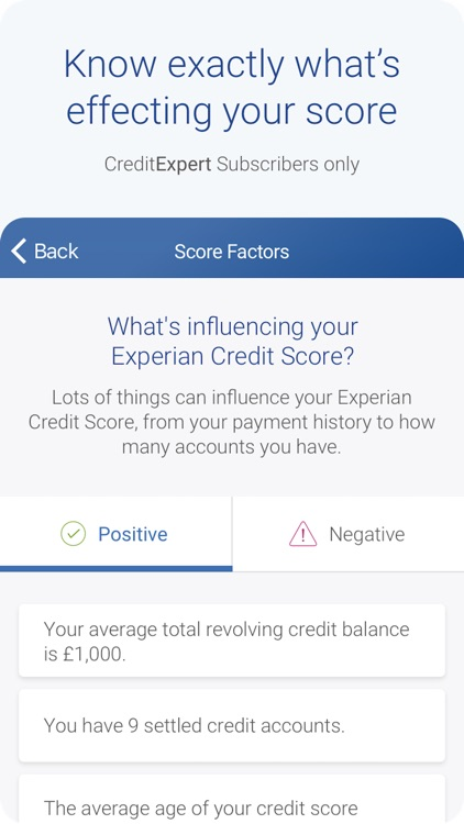 Experian: Credit Score screenshot-2