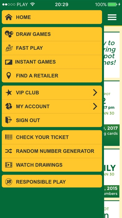 Top 10 Apps like Willit Mega Millions Powerball Lottery App for