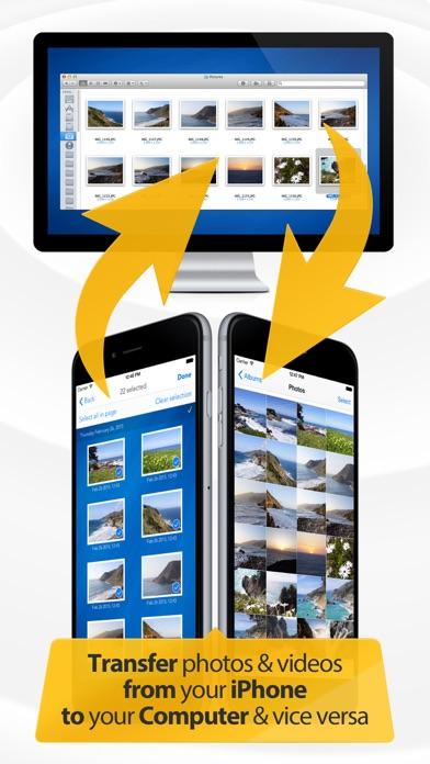 Photo Transfer App - Bitwiseのおすすめ画像2