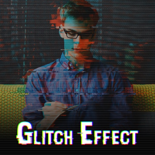 Glitch Photo Effect Maker by Dhameliya Ashishkumar