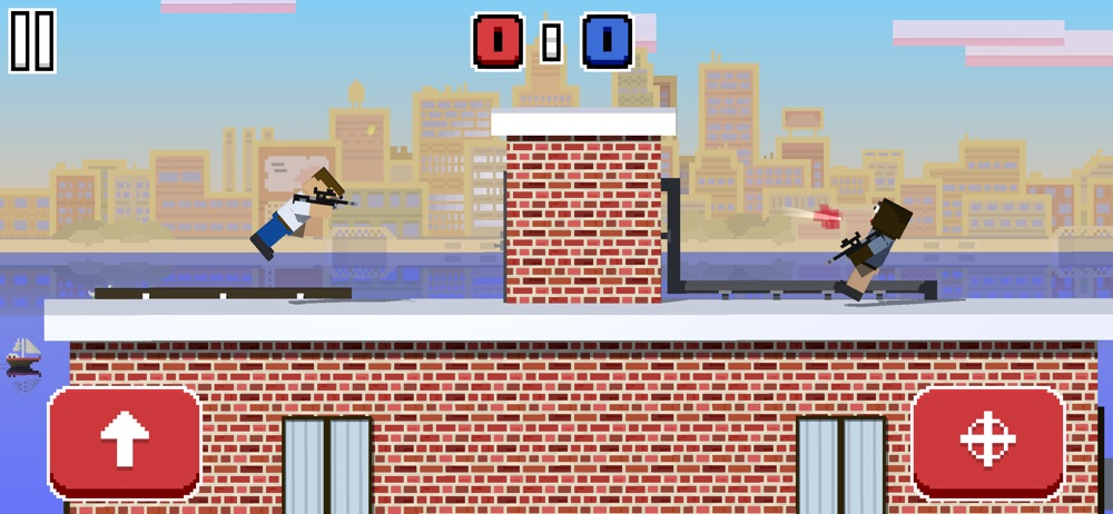 Rooftop Snipers 2 Cheat Codes
