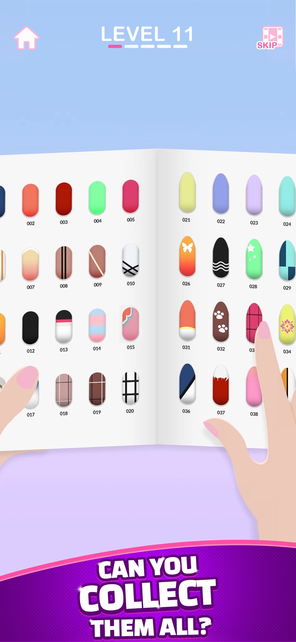 Nails Done! hack tool
