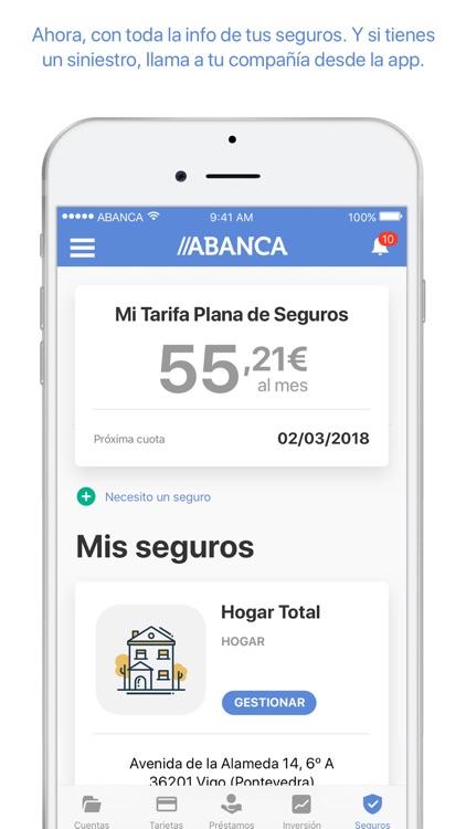 ABANCA - Mobile banking screenshot-0
