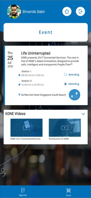 KONE SG on the App Store