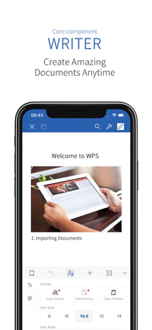 WPS Office on the App Store