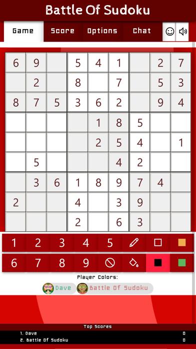 Battle Of Sudoku screenshot 1