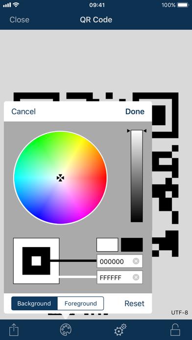 Screenshot for Qrafter Pro - QR Code in Australia App Store