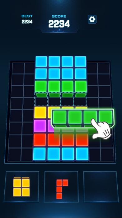 Block Puzzle Game: Color Cube screenshot 1