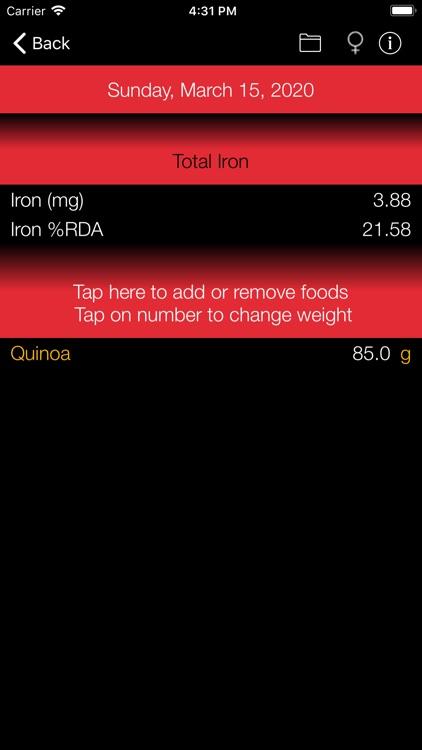 Iron Counter and Tracker screenshot-6