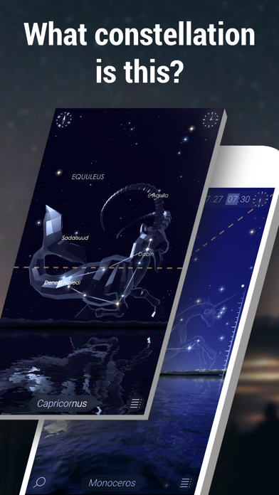 Screenshot for Star Walk 2 Ads+: Sky Map AR in United States App Store