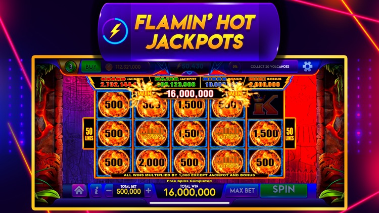 Lightning Link Casino Slots screenshot-1