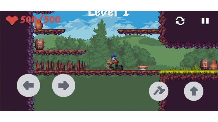 AlphaBlade - Retro 2d Platform screenshot-5